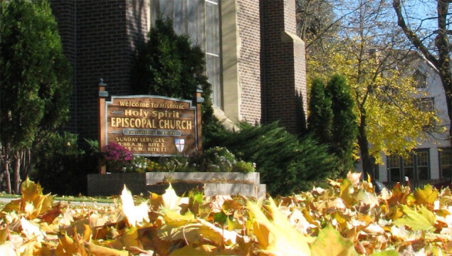 Welcome to Holy Spirit Episcopal Church