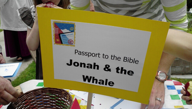 June 7 Passport to the Bible: one service only at 10:15. Other Sundays worship at 8 am or 10:15