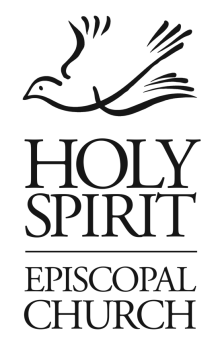 Holy Spirit Episcopal Church › Servers' Schedules