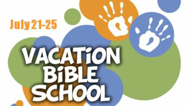 Learn more about our Children's Programs. Join us for Vacation Bible School July 21-25