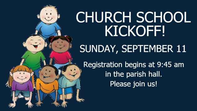 Register for Church School