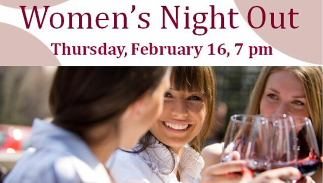 Women's Night Out, February 16