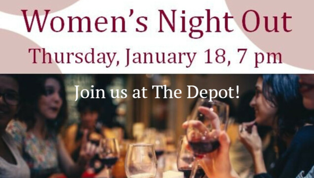 Join us for Women's Night Out, January 18