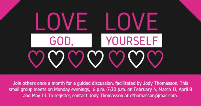 6 pm Love God and Love Yourself