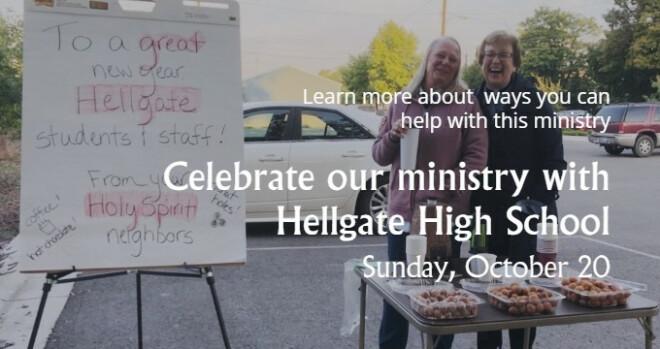 Hellgate High School Sunday