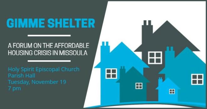 7 pm Housing Forum
