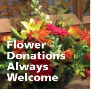 Flowers on Altar_closeup