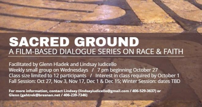 Sacred Ground Dialogue Circle